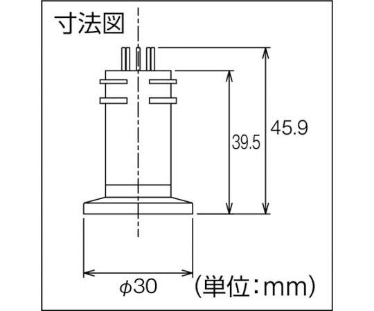 大気圧ピラニ真空計測定子 NW16 SWP16