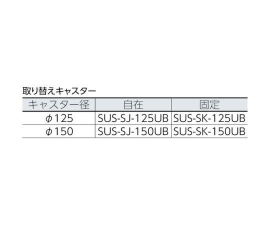 オールSUS台車1150×750 SWTD-400