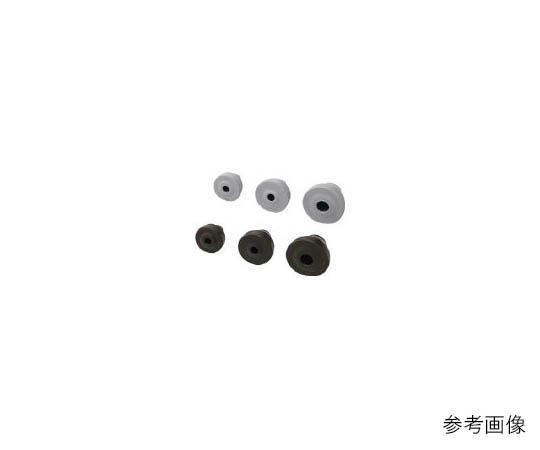 [取扱停止]グロメット 耐候M16 黒210-032503 T1458330