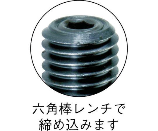 スプリングプランジャー M3 スチールピン T3PN