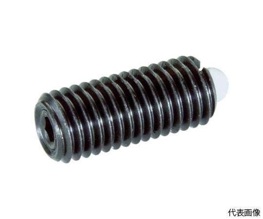 スプリングプランジャー M6 樹脂ピン T6PN-R