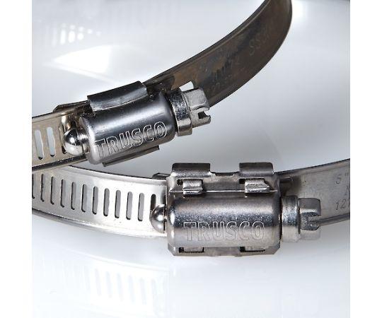 ホースバンド オールSUS 普及 10個入 12.7×Φ25mm TA13-25
