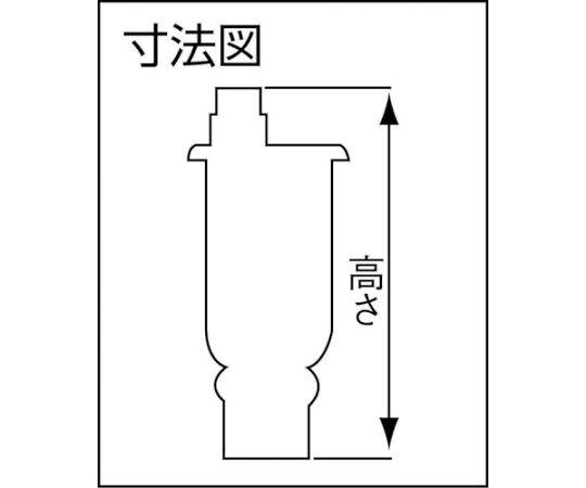 ステンレス製冷温水用空気抜弁 15A TA-18ML-15A