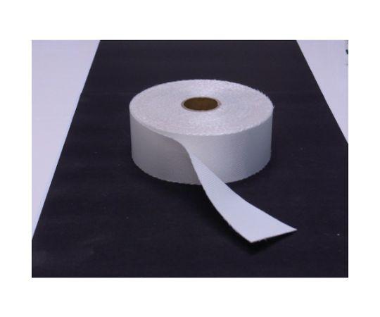 ノンセラクロステープ 0.8X100mm 20m 片面樹脂加工 TACT-08100
