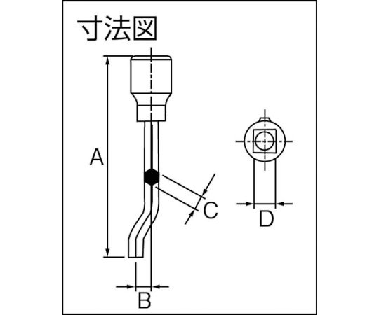 トルクアダプター TA M24 TA-M24