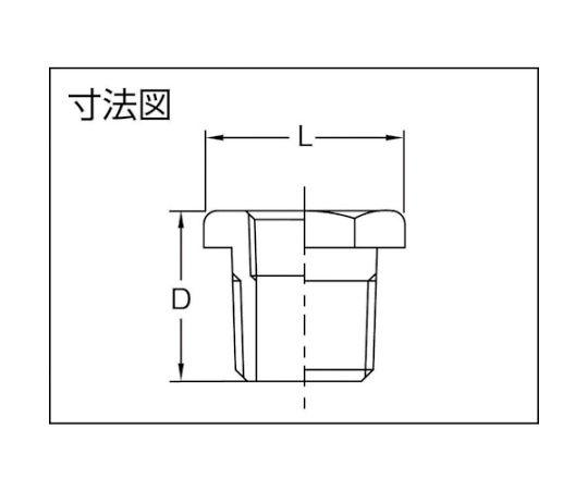 ねじ込み管継手 SUS ブッシング 15X10A TB-15AX10A