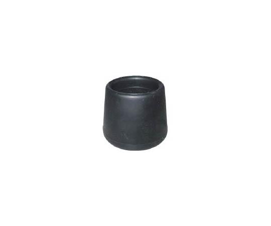 イス脚キャップ 12.7mm 黒 4個組 TRRCC127BK