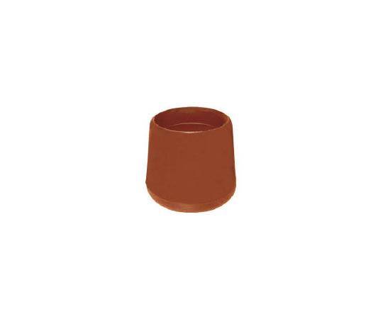 イス脚キャップ 12.7mm 茶 4個組
