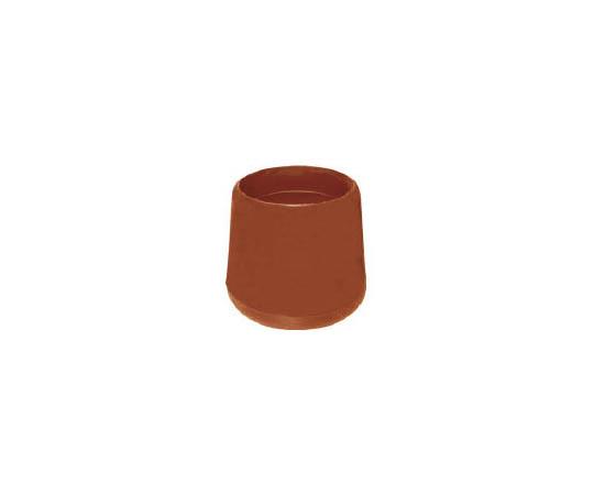 イス脚キャップ 12.7mm 白 4個組