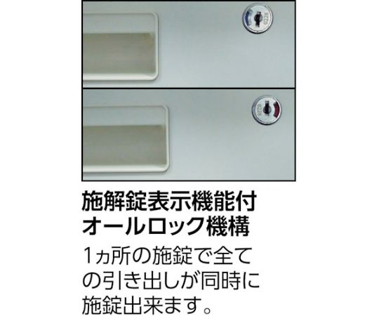[取扱停止]システムデスク ワゴン 2段 TWG-2
