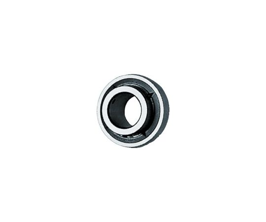 軸受ユニットUC形(円筒穴形、止めねじ式)内輪径40mm外輪径80mm幅49.2mm UC208D1