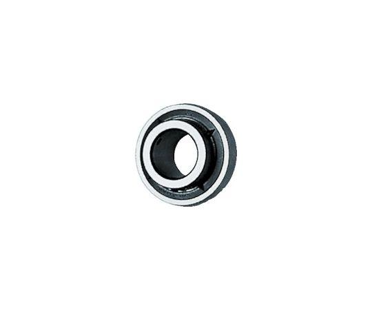 軸受ユニットUC形(円筒穴形止めねじ式)トリプルリップシール付内輪径50mm外輪径90mm幅51.6mm UC210D1LLJ