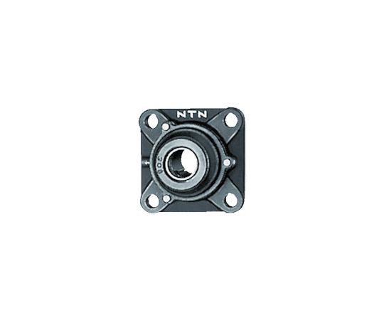 G ベアリングユニット(円筒穴形、止めねじ式)軸径30mm内輪径30mm全長125mm UCFS306D1