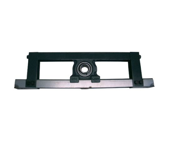 軸受ユニット溝形鋼製フレーム(円筒穴形止めねじ式)軸径45mm全長880mm全高200mm UCM209-50D1
