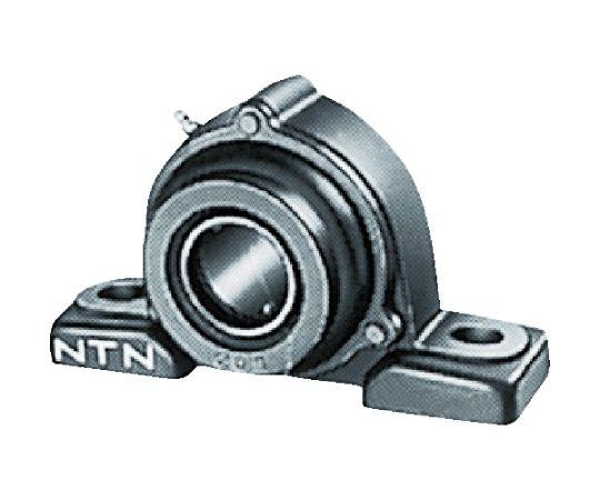 Gベアリングユニット(円筒穴形止めねじ式)軸径60mm中心高76.2mm UCPX12D1