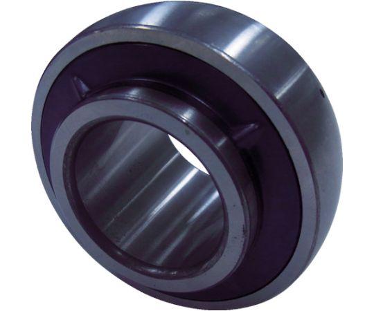 ユニット用玉軸受UK形(テーパ穴形アダプタ式)全高100mm外輪径215mm幅73mm UK320D1