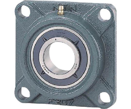 G ベアリングユニット(テーパ穴形アダプタ式)軸径45mm内輪径50mm全長143mm UKF210D1