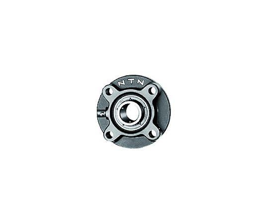 G ベアリングユニット(テーパ穴形アダプタ式)軸径70mm内輪径80mm全長240mm UKFC216D1