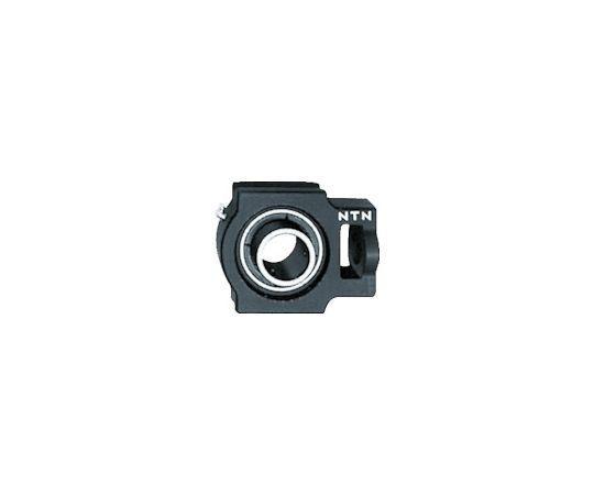 G ベアリングユニット(テーパ穴形、アダプタ式)内輪径75mm全長232mm全高167mm UKT215D1