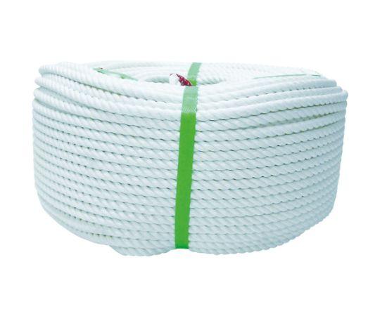 ロープ クレモナロープ巻物 10φ×200m V10-200