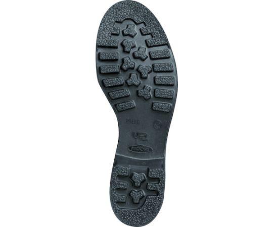 ゴム底安全靴 半長靴 V2400N 24.5CM V2400N-24.5