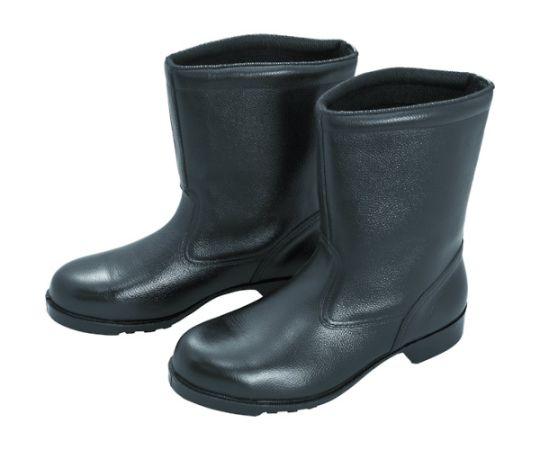 ゴム底安全靴 半長靴 V2400N 27.5CM V2400N-27.5