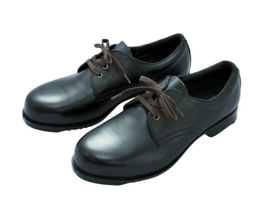 絶縁ゴム底 樹脂先芯入り作業靴 V251JN耐滑絶縁 27.0CM V251NJTZ-27.0