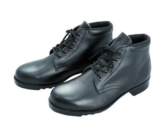 ゴム底安全靴 中編上 V262N 25.0CM V262N-25.0