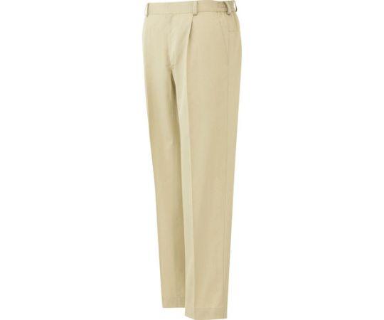 男女共用 裾上調整機能付イージーフレックスパンツ カーキ M VE382-SITA-M