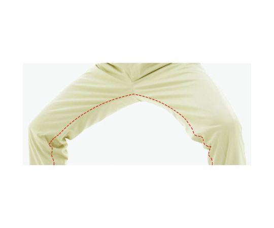 男女共用 裾上調整機能付イージーフレックスパンツ ネイビー L VE387-SITA-L