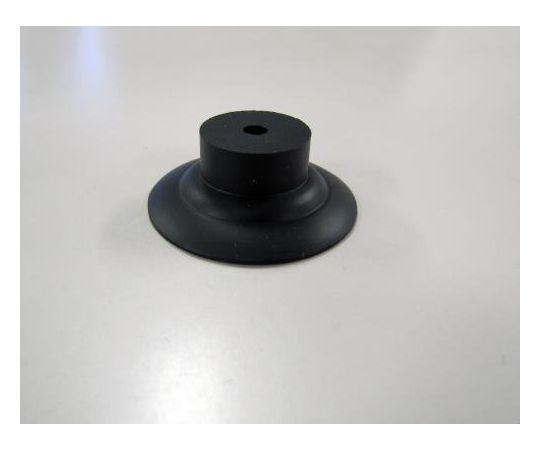 真空パッド(ニトリル製/ソフトタイプ) φ40mm EA425PK-640