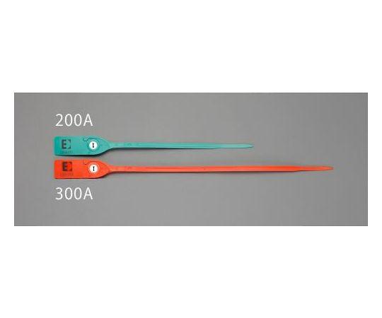 封印シールバンド(緑) 200mm (20本) EA475MA-200A