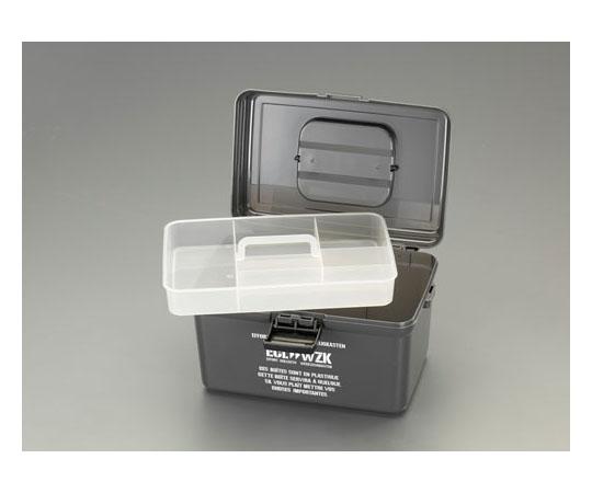 [取扱停止]工具箱(中皿付) 283x200x178mm EA505YA-1
