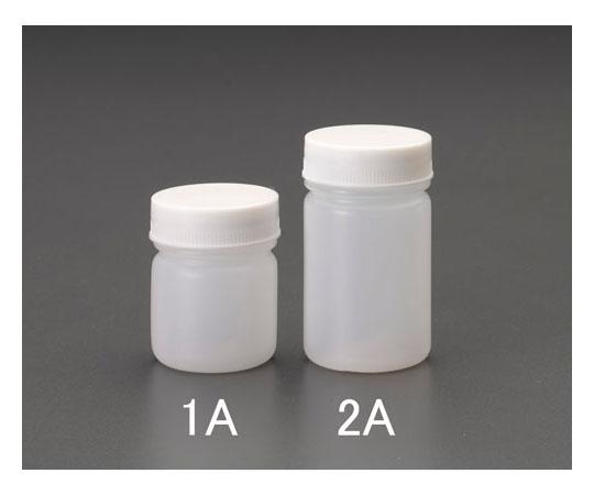 [取扱停止]広口ポリ容器 φ37.5x67mm/0.05L EA508AK-2A