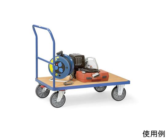 運搬車(木製荷台) 850x500mm/500kg EA520BE-30A