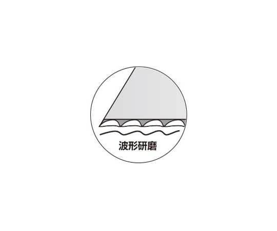 カッターナイフ替刃(波形研磨)(3枚) EA589BC-11