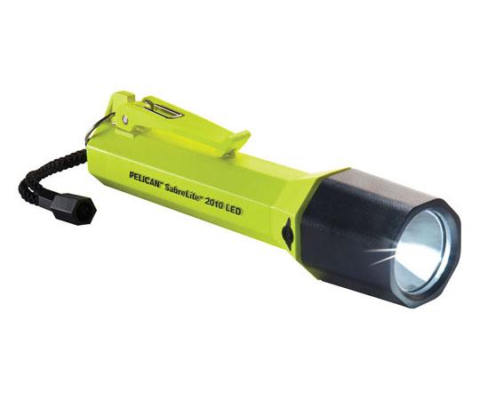 フラッシュライト/LED(防爆構造・黄) [単2x3本]