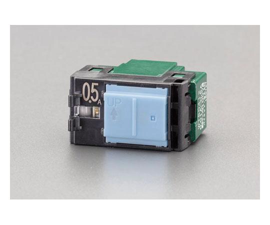 パイロット・ほたるスイッチ(ON・OFF時点灯/片切) 100V/0.5A EA940CD-321