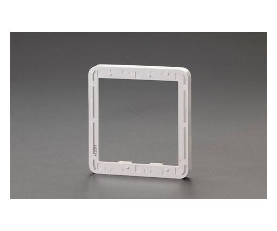 プレート用継枠(2連用/12mm厚) EA940CD-565