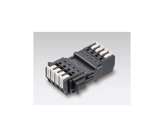 2極スクリューレス端子台 [DC300V/10A] EA940DM-102A