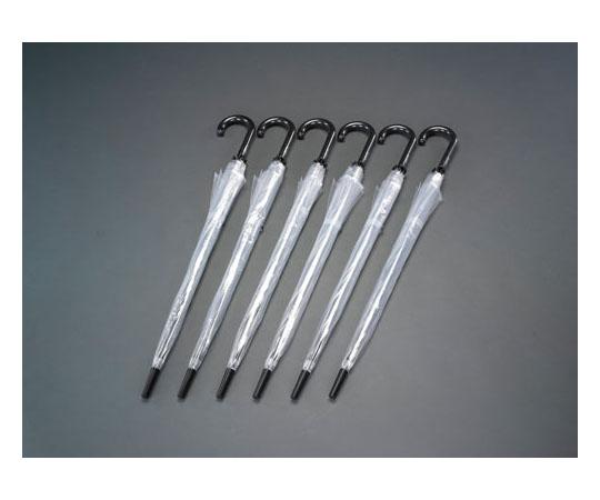 ビニール傘(6本) 650mm
