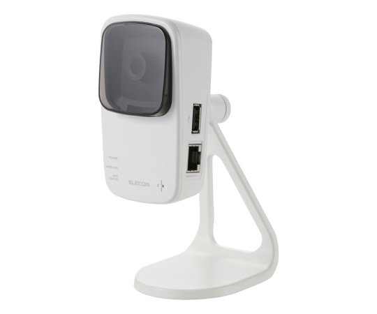 中継機能付きネットワークカメラ