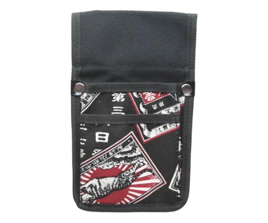 [取扱停止]SK11 帆布マッチ柄小袋 マッチ柄