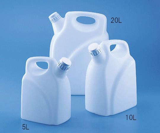 ジェリー瓶 HDPE製 5L