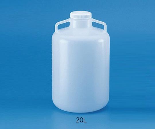 広口大型瓶 PP製 20L 583361