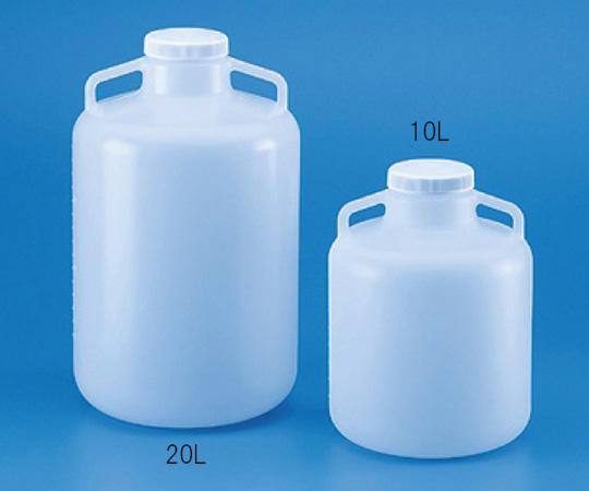 広口大型瓶 LDPE製 10L