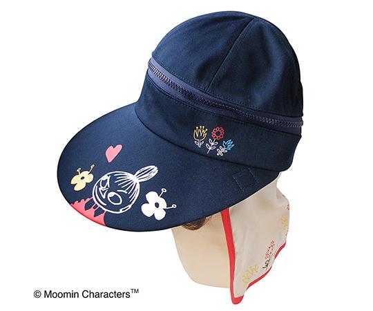 [取扱停止]ムーミン3WAY帽子 カラフルフラワー ST-IM0019