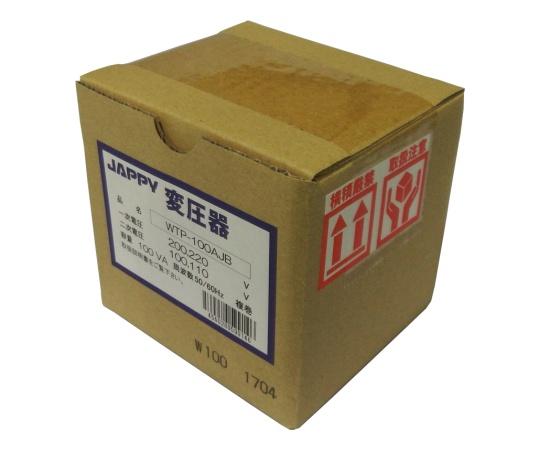 単相高圧トランス 複巻 100VA ケースなし WTP-100AJB フクマキ ケースナシ