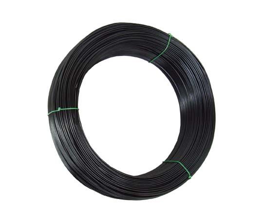 鉄ソフトバインド線 BGV 黒 1.2mm BGV-CJB 1.2MM (クロ) テツバインド