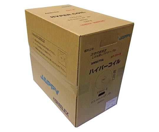 LANケーブル TPCC6(Cat.6) TPCC6 0.5 MMX 4P ウスアオ JB